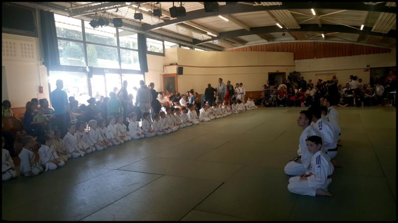 JUDO COUPE DE CHANTRAINE