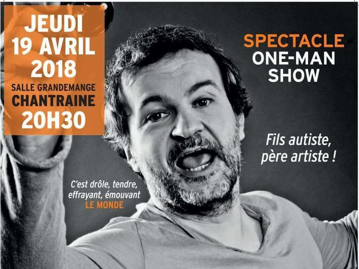 One man show de Laurent Savard