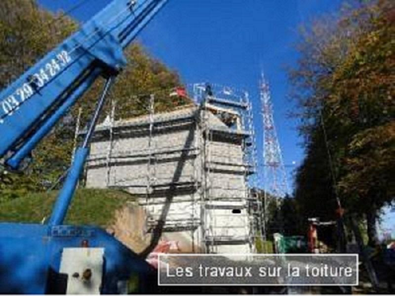 RECONVERSION DE LA STATION DE NEUTRALISATION DE LA CHAUD COTE A CHANTRAINE