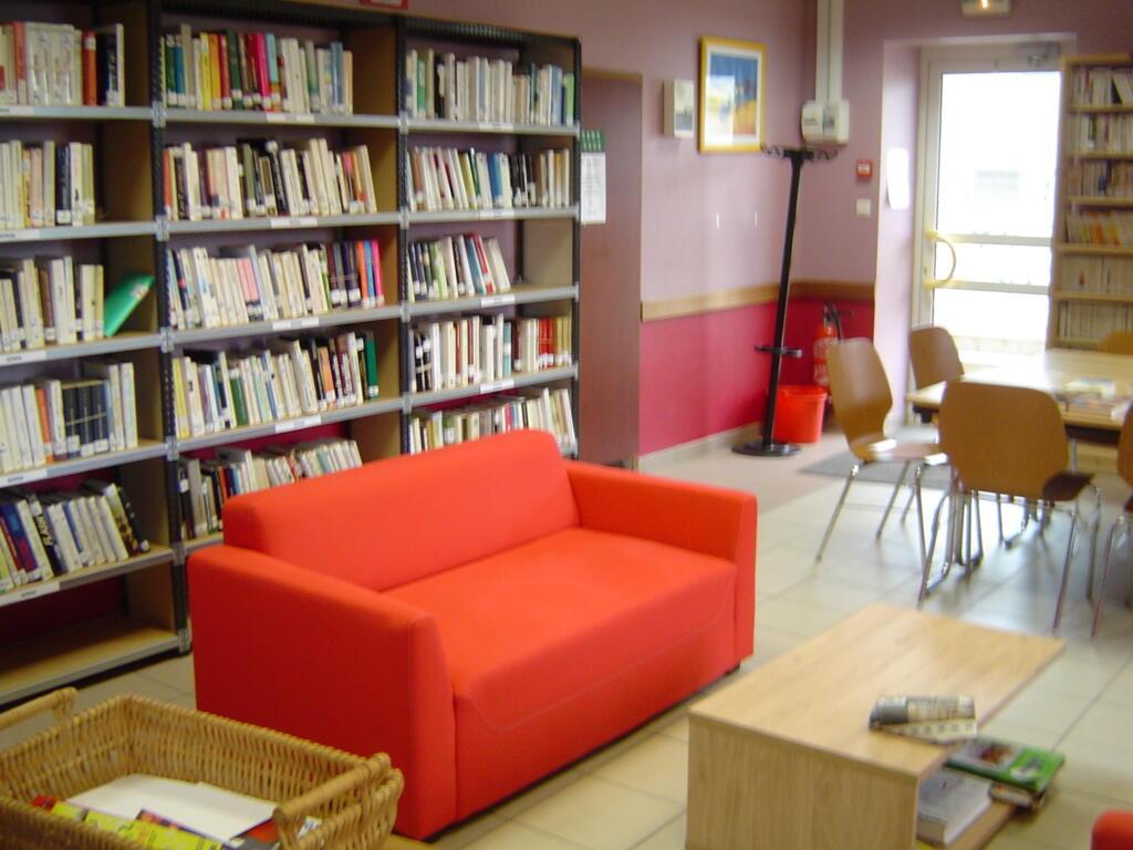 Biblioth Que Mairie De Chantraine Le Site Officiel De La Ville  # Construire Une Bibliotheque